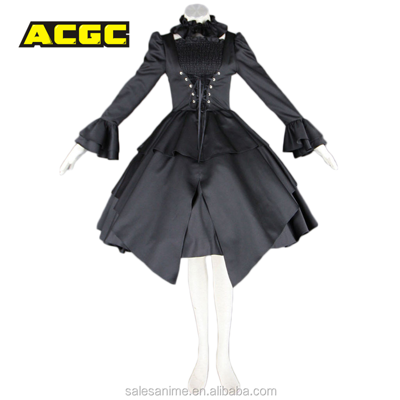 2016 China Supplier Bulk Custom-Made Fancy Dress Halloween Costumes China Wholesale