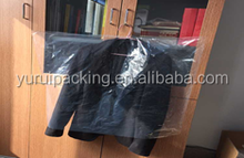 Eco-friendly plastic Garment Clothes Cover Bag