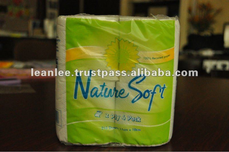 Toilet Paper & Roll Tissue Plastic Packaging Bags