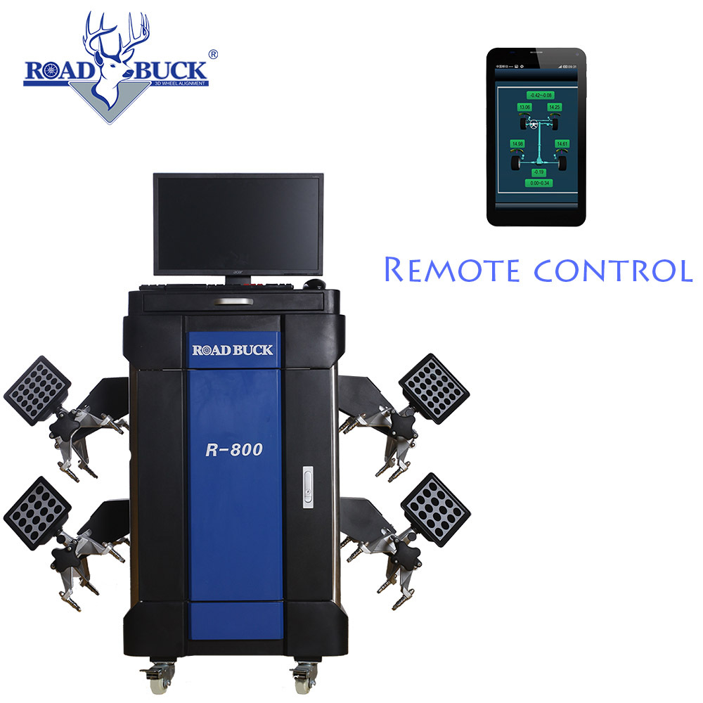 CCd Bluetooth Laser Best Sell Wheel Alignment Price
