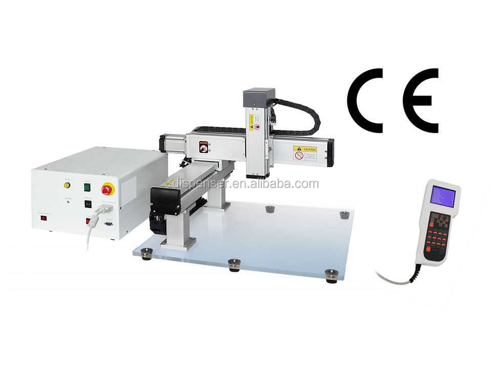 3 Axis Table of Single Liquid glueUniversal Dispensing Robot