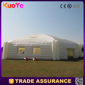 factory price marquee inflatable party tent for sale