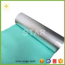 High reflective Insulation Aluminum Foil XPE Foam Heat Insulation Material/ Insulating Cement