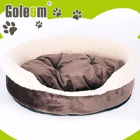 Custom Wholesale Detachable Hamburger Pet House/Dog Beds/Cat Beds