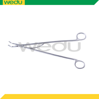 Polymer clip open surgery surgery clamp L