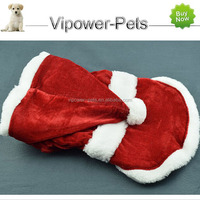 Christmas Dog Clothes Winter Dog Apparel Hot Pet Clothing Free Shipping