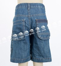 jeans model kids Children's boys cargo jeans