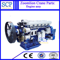 CE FCC certificated product 2 cylinder diesel engine
