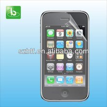 Professional factory price high clear screen protector for iphone 3g paypal welcomed