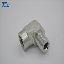 5N NPT Connection carbon steel pipe fitting dimension