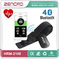 Wireless bluetooth 4.0 Heart rate monitor chest strap