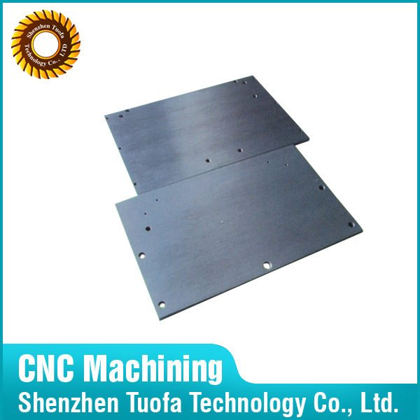 Precision Machining Stainless Steel Front Panel CNC Milling parts