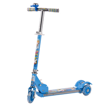 Best quality 3 wheels kick scooter with music for kids