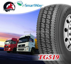 Cheap chinese truck tires transking tg519 looking for distributor in indonesia