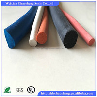 solid silicone rubber rod