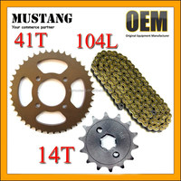 Spare Parts Motorcycle CD70 Moped Rear Wheel Sprocket