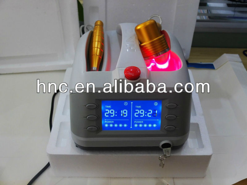acupuncture laser machine handy cure knee pain 2013 new invention products