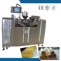 two colour wafer stick machine maker
