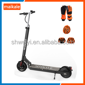Chinese hot sale products electric scooter with pedals for young