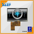 dispaly 4.3'' touch screen 480*(RGB)*272 resolution tft lcd module with RGB interface