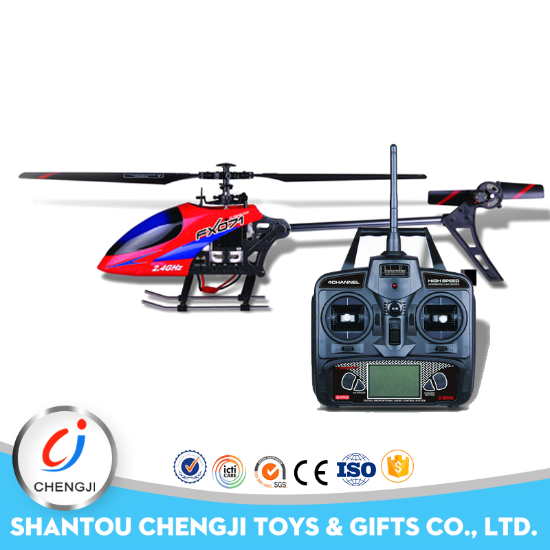 Multi-color remote control electronic amazing flying helicopter toy for kids