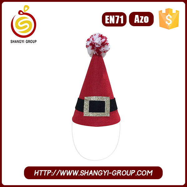 Promotional items China fancy Christmas hat