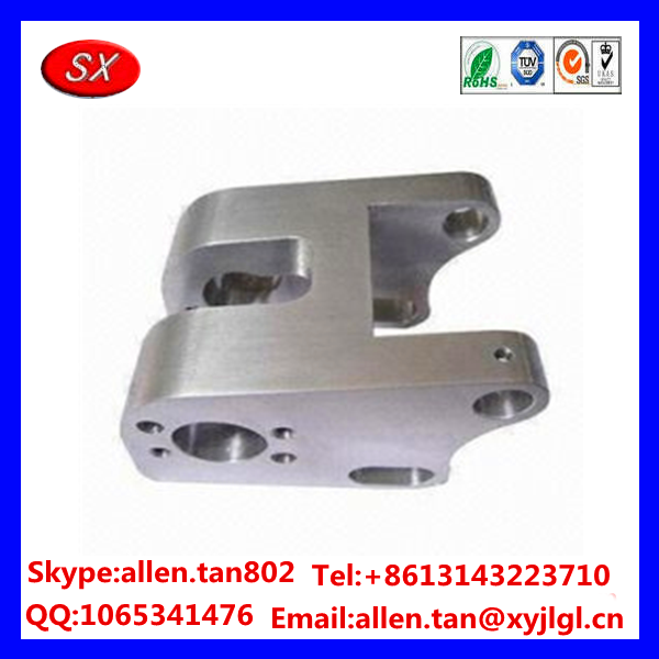 Custom Aluminum motorcycle spare parts, Precision CNC Machining Motorcycle part