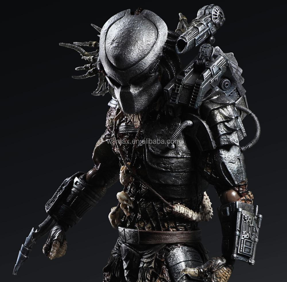 articulated Aliens vs Predator action figures 1:6 3d customize toy human soldier manufacturer figurine