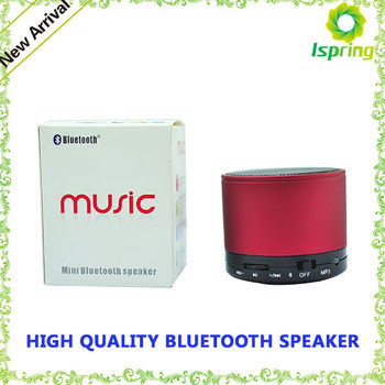 Mini volume and portable bluetooth speakers ,bluetooth connect for phone call and music