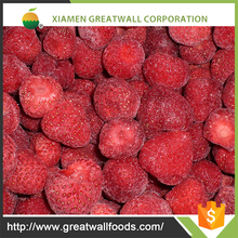 Calibrated Fruit 25-35mm Frozen Whole Strawberry
