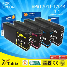 Tatrix T7011 7012 7013 7014 Ink Cartridge for Epson ,17 Years Manufacturer