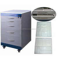 SSU 01 Stainless Steel Dental Cabinet