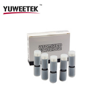 YuWeeTek cheap price 510 disposable cartomizer Wholesale refillable 600 puffs big vapor welcome OEM