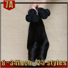 Popular Hair Style Magical Curl Funmi Aunty Wave Brazilian Hair Weaving