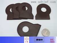 auto molded viton rubber sealing gasket customized rubber parts
