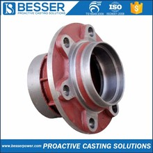 316 stainless steel 15# steel iljin hub wheel bearings 40Mn2 steel wax castings electric bike hub motor 300w