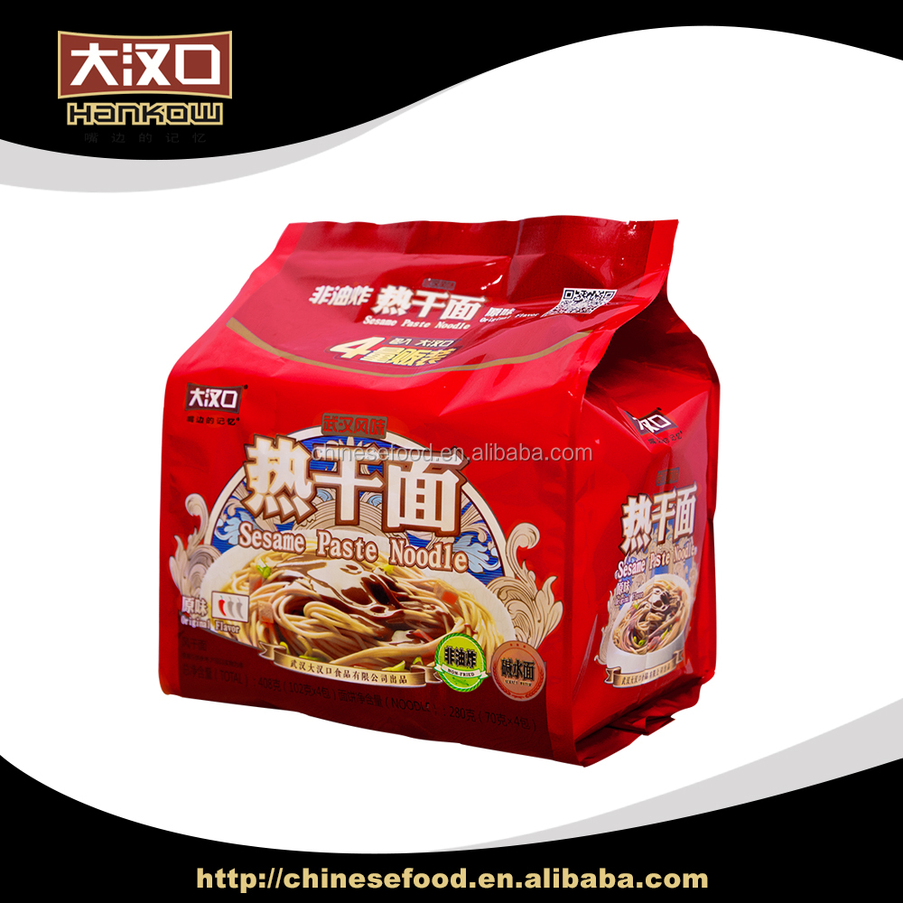 Export local noodles Hubei special product