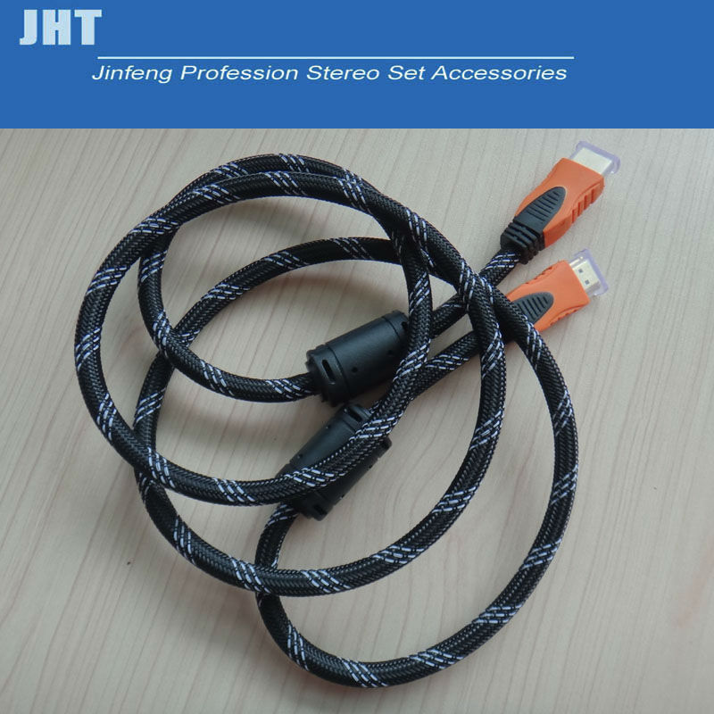 JF-200 AV Cable/Audio and Vedio Cable/1.8M RCA male TO RCA male AV cable