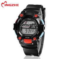 colorful plastic digital child watch with cheap price