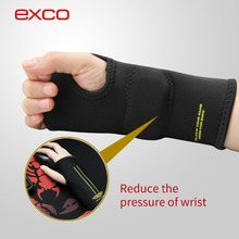 2016 Hottest!!!!PC professional EVA wrist-rest pad gaming gloves