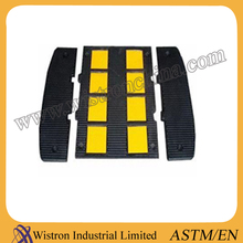 Economy Solid Plastic Speed Bumps for road safety
