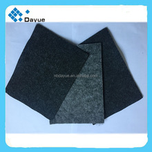 100%polyester staple fiber for cotton fabric and needle punched felt to car