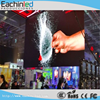 P3.91 frameless video wall, indoor retal LED screens, can be a photo booth background