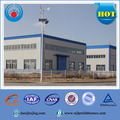 warehouse construction of a poultry industry