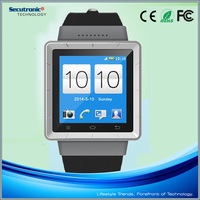 2015 New Product Gv10 Smart Watch With Wifi Android 4.4 And 5M Camera Mobile Phone