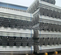 Galvanized steel round pipe 03