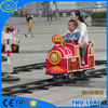 48V 3KW motor power tourist train /track train for outdoor use mall train