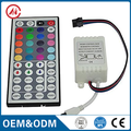 Factory price mini digital RGB led controller DC12-24V wireless controller