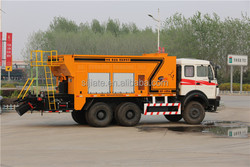 slurry sealer RF-100A paver for road machine /modified asphalt sealer