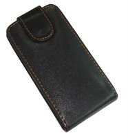 leather flip case pouch for Nokia c7 back case